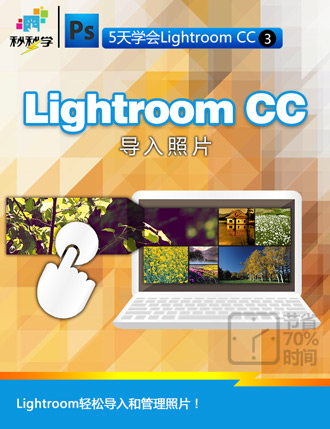 Lightroom CC导入照片